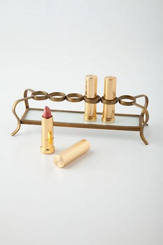 Anthropologie lipstick holder