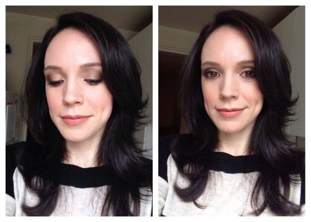 ThisThatBeauty Tutorial- Sparkly Eye Makeup Perfect for New Year's Eve