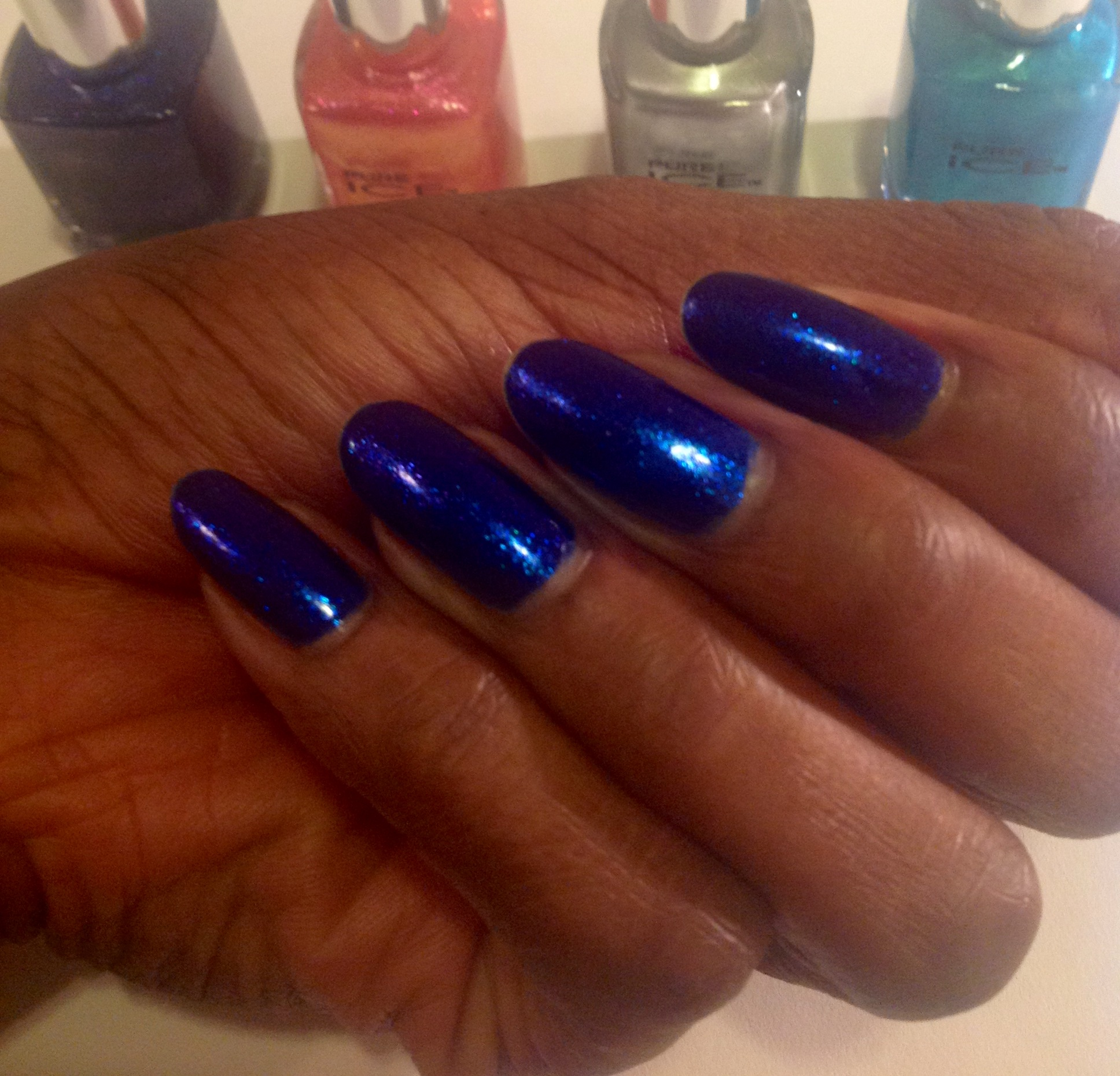 Mani of the Week: Featuring Pure Ice