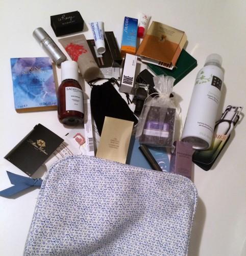 Barneys love yourself event gift bag