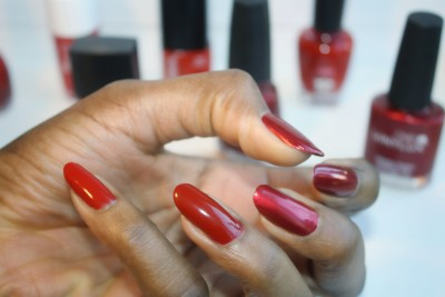 Find Your Perfect Red Nail Polish
