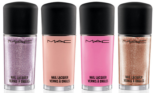 MAC fantasy of flowers nail polish