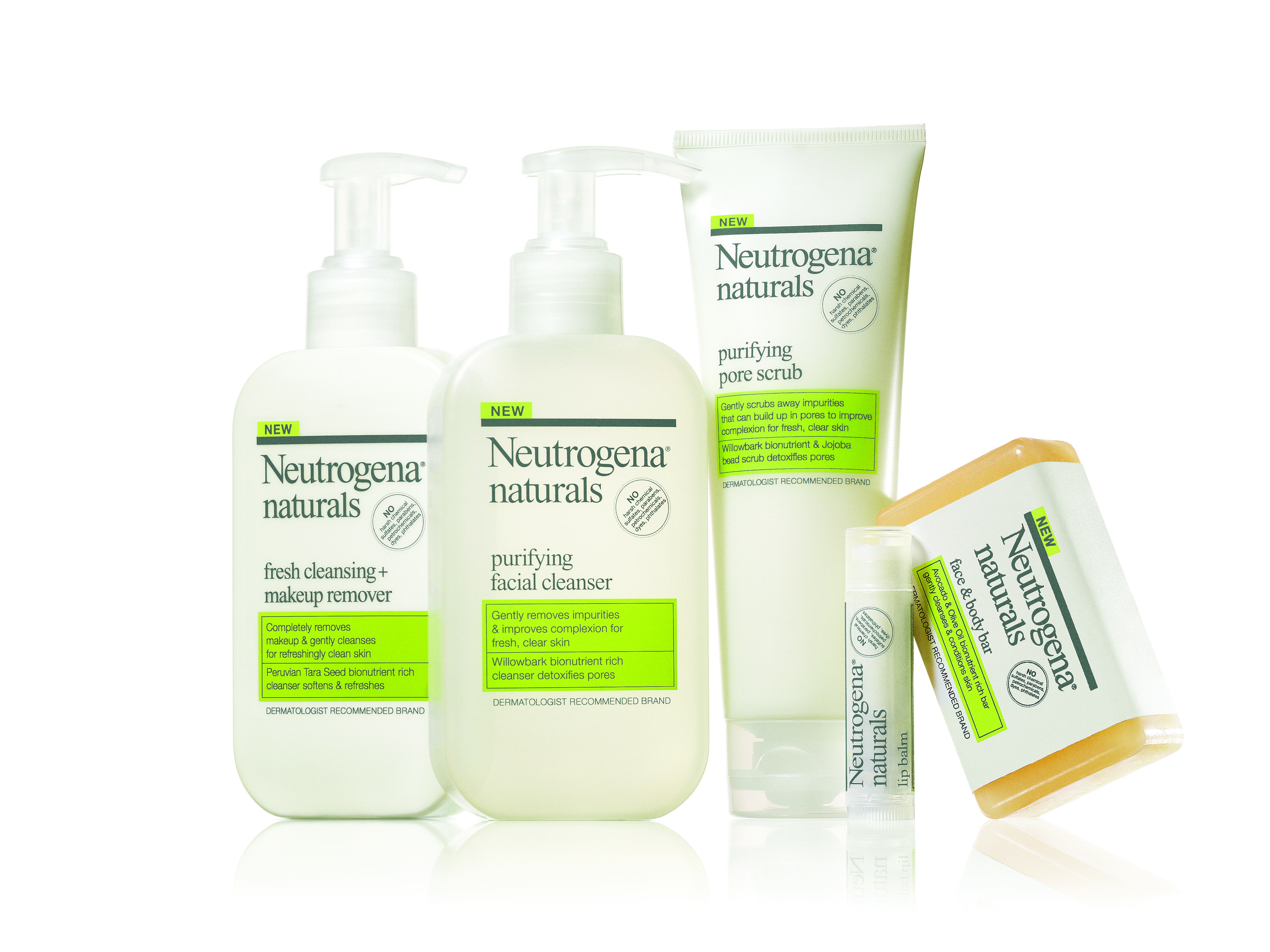 Neutrogena Naturals Cleanser Review