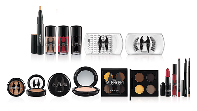 MAC Maleficent Complete Line