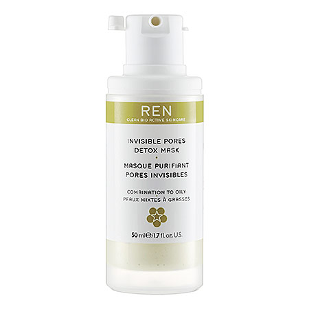 Ren Invisible Pores Detox Mask