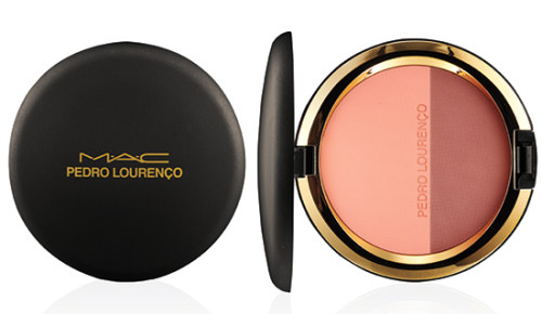 MAC pedro lourenco powder blush duo