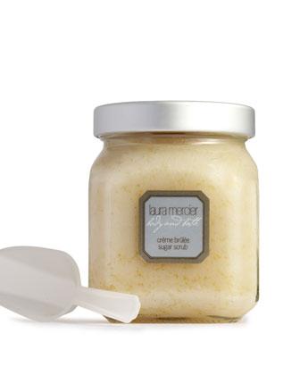 laura mercier body scrub in creme brulee