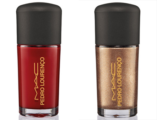 mac pedro lourenco nail polish