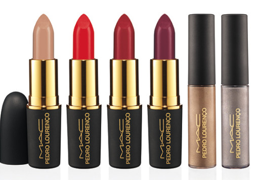 pedro lourenco lipsticks and lip glosses