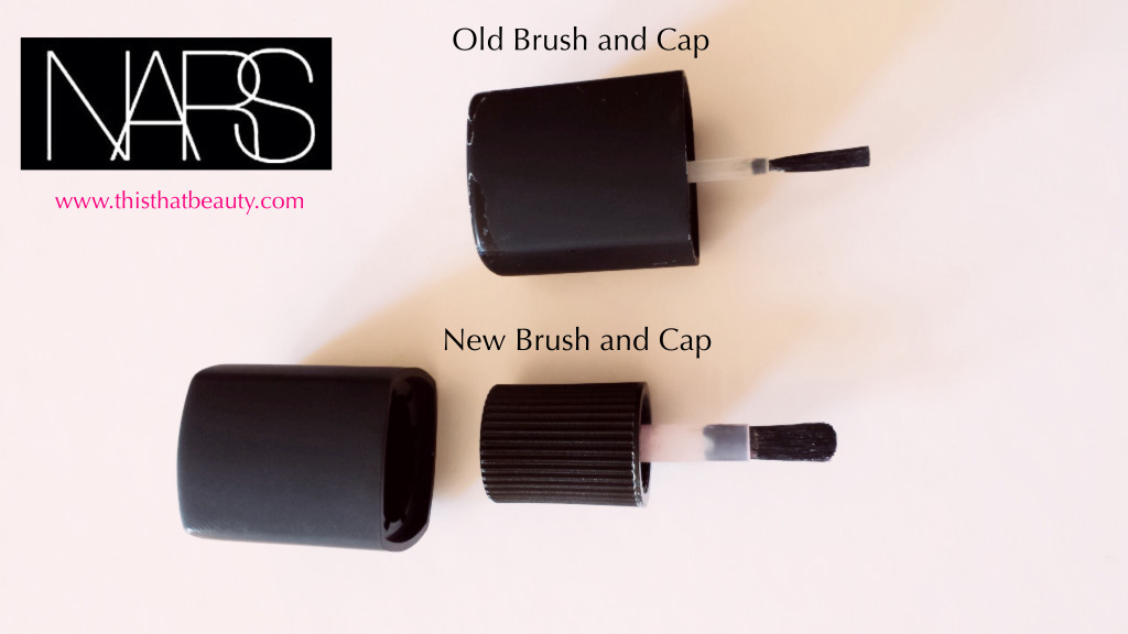 NARS Nail Polish Brush