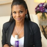 Nia Long for White Diamonds Lustre