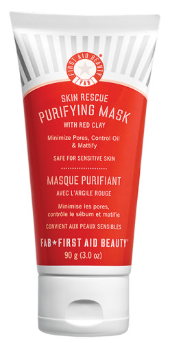 First Aid Beauty SkinRescue_RedClay_PurifyingMask