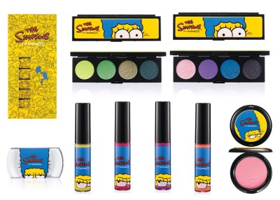 ThisThatBeauty Previews: MAC The Simpsons Collection