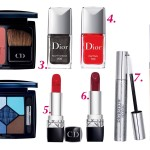 Dior Beauty Picks for Fall 2014