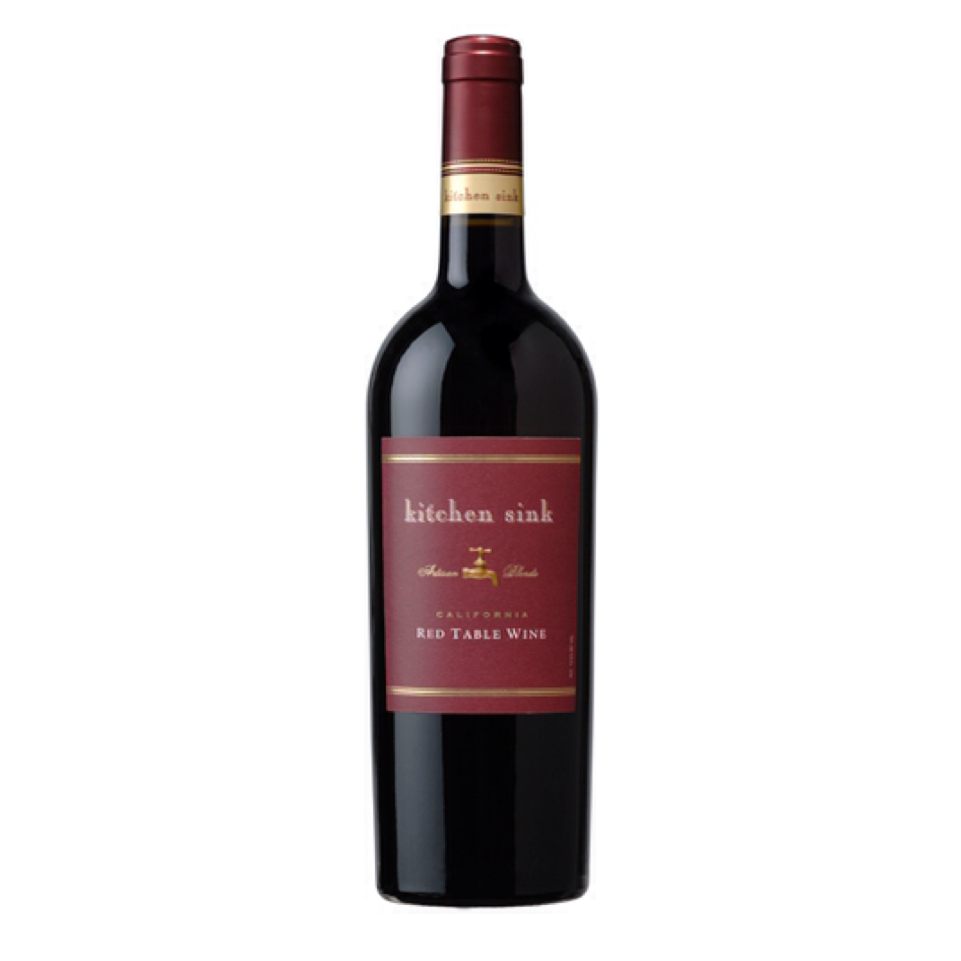 Kitchen Sink Red Wine Review