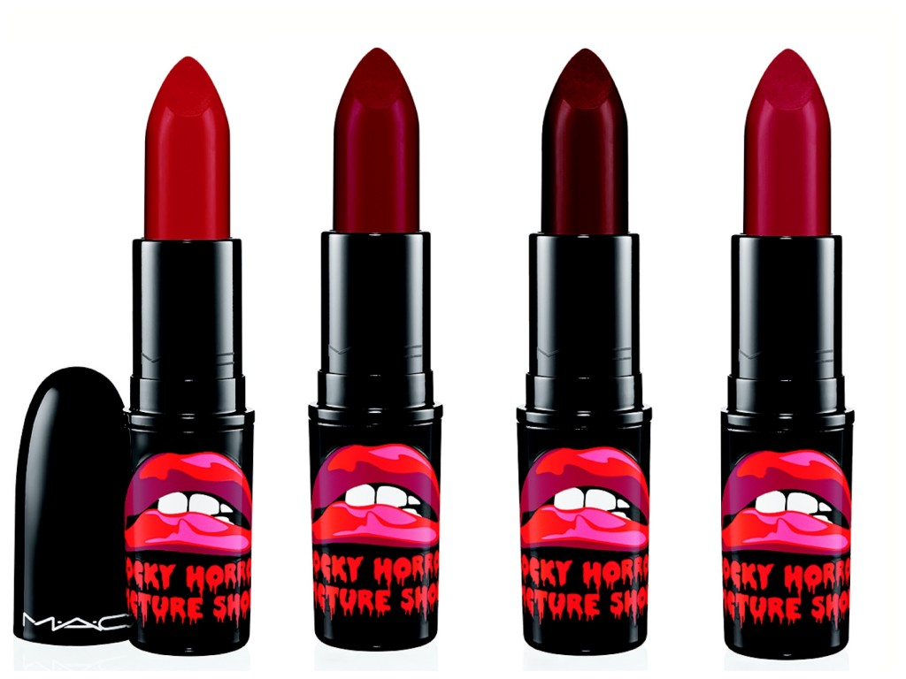 MAC Rocky Horror Show Lipsticks
