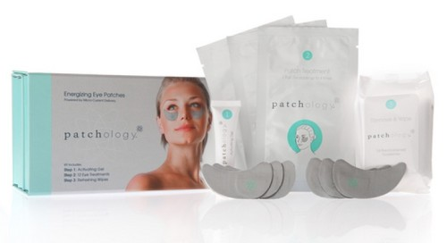 Bergdorf Goodman Beauty Files: Patchology Energizing Eye Patches Review