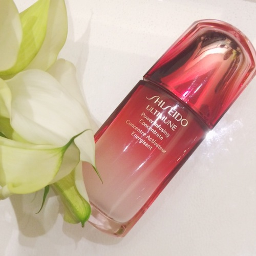 ThisThatBeauty Reviews: Shiseido Ultimune Power Infusing Concentrate