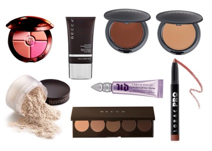 Products  I Use for a Matte Sculpted Face