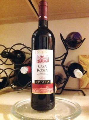 TTB Wine Review: Rivata Casa Rossa