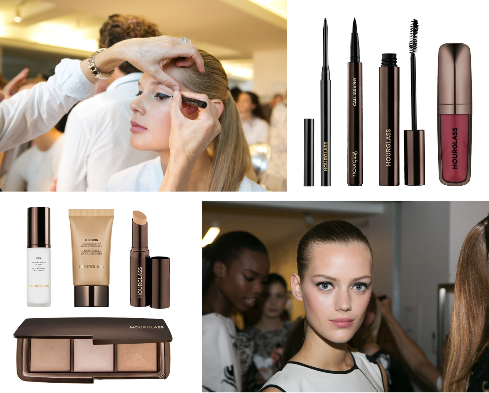 HOURGLASS COSMETICS AT OSCAR DE LA RENTA