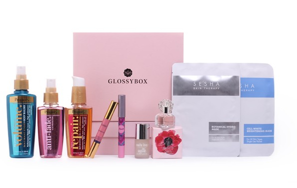 ThisThatBeauty Reviews: October 2014 Glossybox