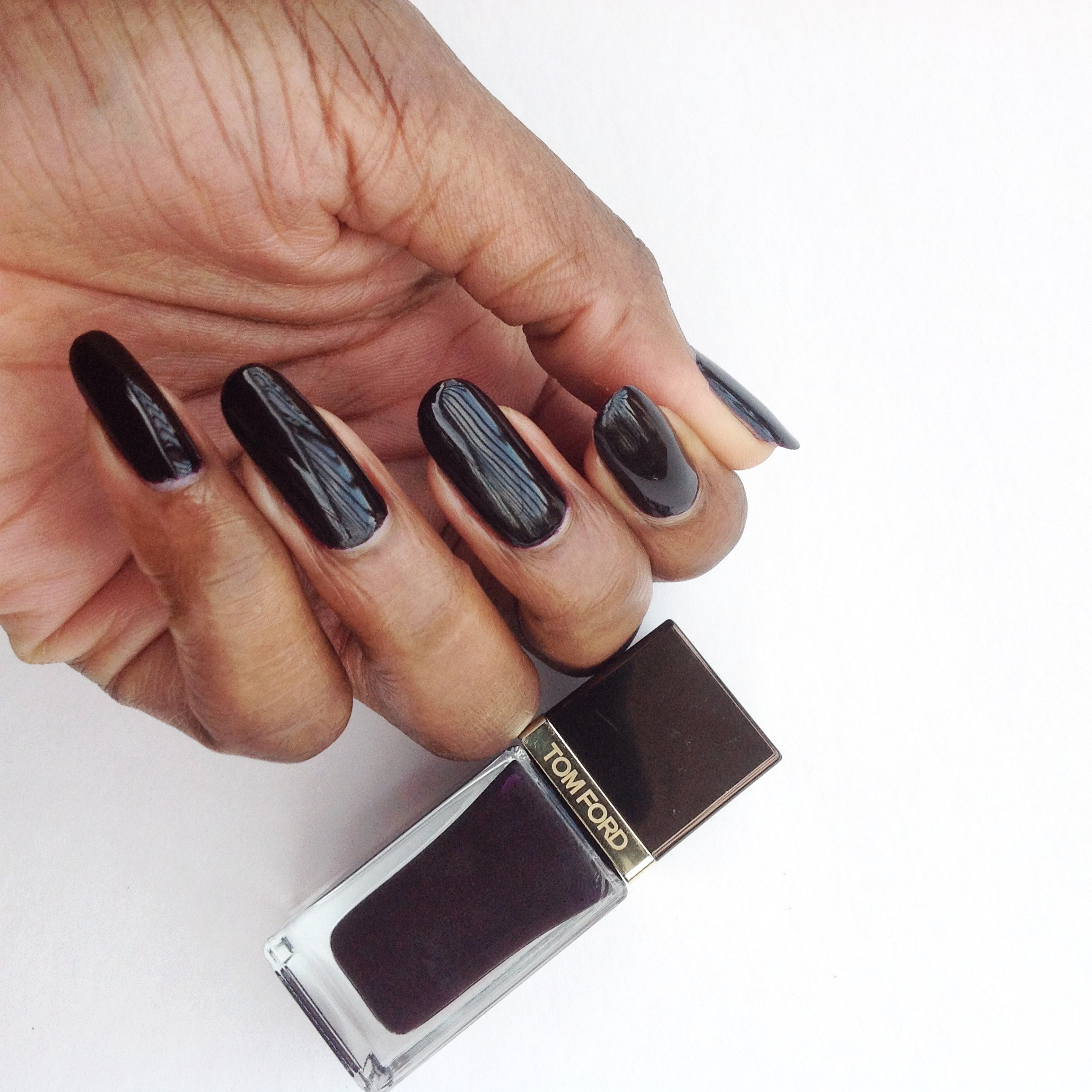 Mani of the Week: Featuring Tom Ford Black Cherry