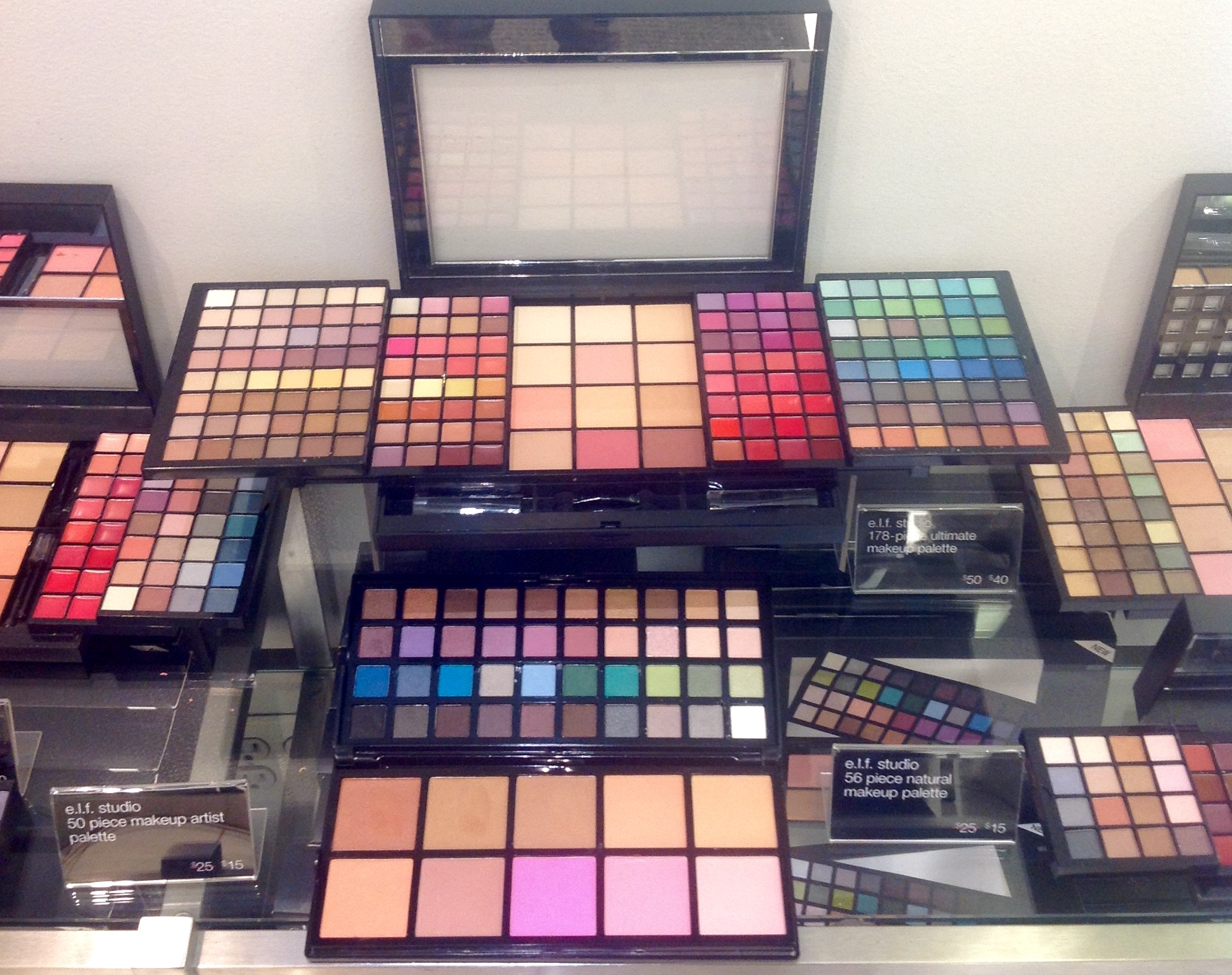 Beauty Gifts And Must Haves From Elf Cosmetics Studio Holiday Value Sets