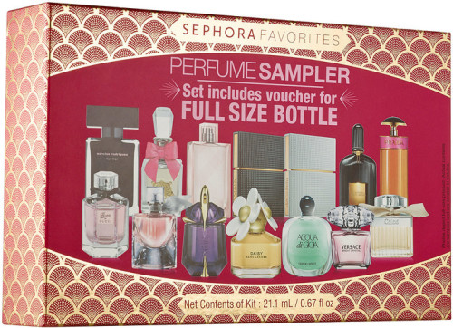 Sephora Favorites Perfume Sampler