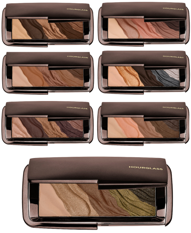 Hourglass Modernist Eye Palette