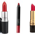 Red Lipsticks for Winter