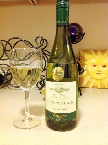 Vin De Pays Du Val De Loire Chenin Blanc