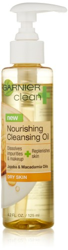 Garnier Clean Nourishing Cleansing Oil