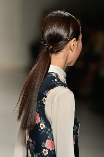 TRESemme at Erin Fetherston - Runway - Mercedes-Benz Fashion Week Fall 2015