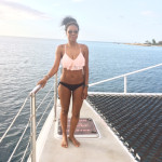 On the Catamaran 1