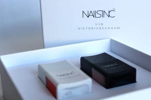 Victoria Beckham Nails Inc Box