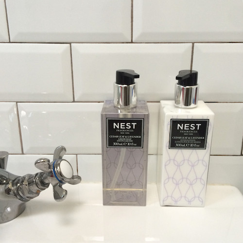 NEST Fragrances Hand Soap and Lotion