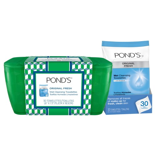 Jonathan Adler Pond's Cleansing Towelettes
