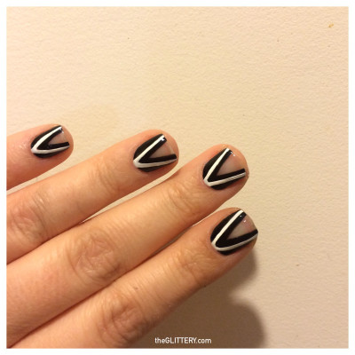 Mani of the Week: Amy Schumer MTV Movie Awards-Inspired Nail Art
