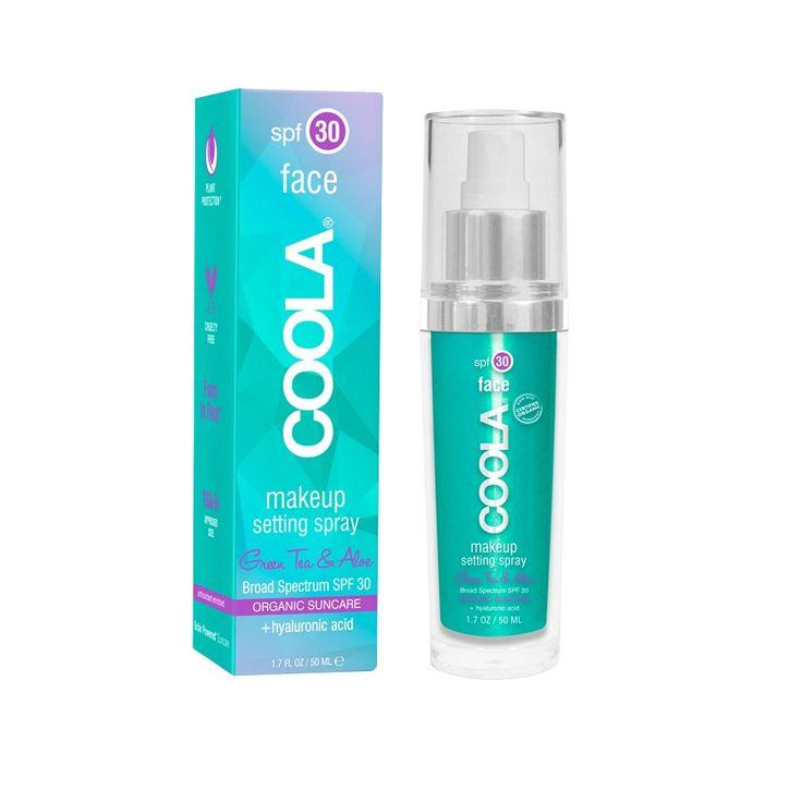 Coola makeup Setting Sprays