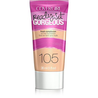 Covergirl Ready Set Gorgeous