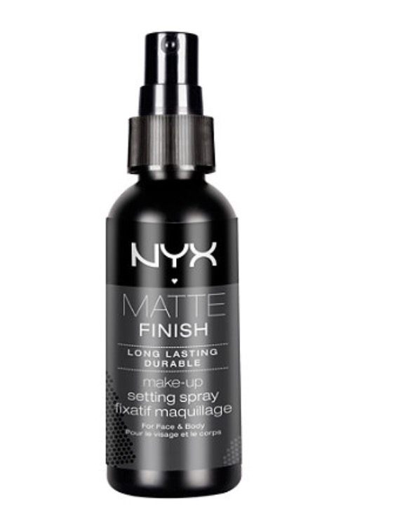 NYX Matte Finish Make-Up Setting Spray