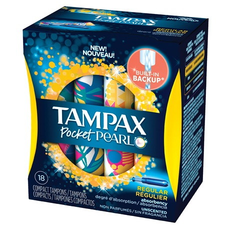 Tampax Pocket Pearl 1