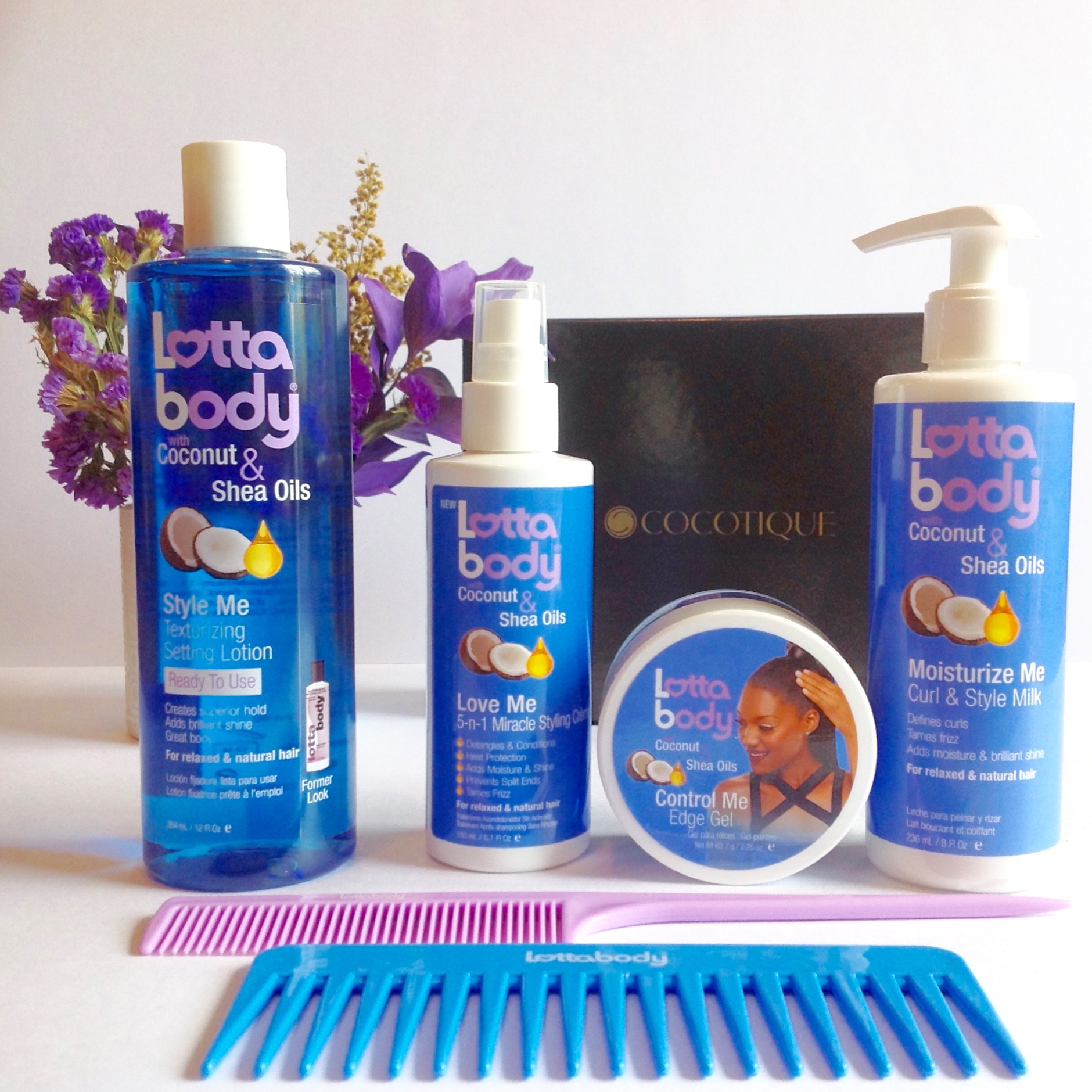 Cocotique And Lottabody Partner For Beauty Box