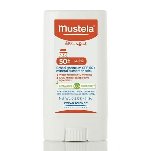Mustela broad_spectrum_spf50_sun_stick