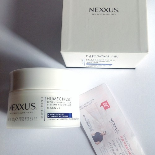 Nexxus Humectress Replenishing System Masque