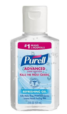New York Fashion Week Essentials - Purell Hand Sanitizer