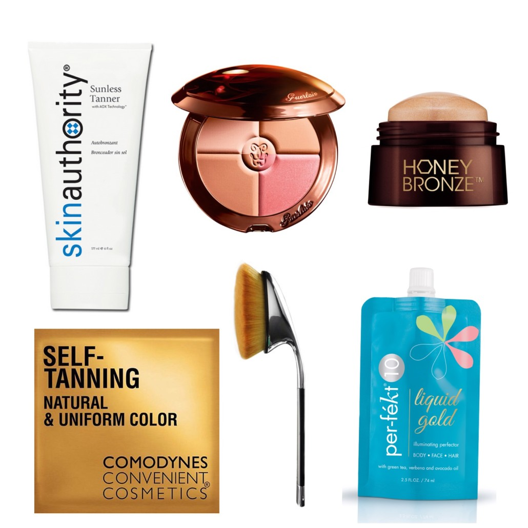 Fake the Glow -- 6 Products for Beautiful Bronze Skin