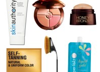 Get the Glow — Products for Beautifully Faux Bronzed Skin