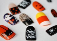Halloween Manicures Made Easy with Broadway Nails 2